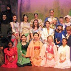 Cast of The Spell of Sleeping Beauty