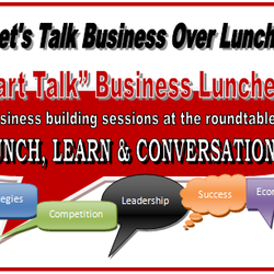 Let's talk business over lunch! Join us for a fabulous lunch and engage in discussions with other members and guests.