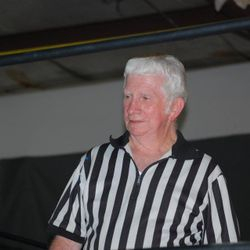 "NWA Legend Referee ""Downtown"" Jerry Brown"