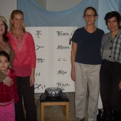 Reiki and writing workshop at the Fountain house nYC