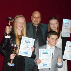 Award winning instructors and students