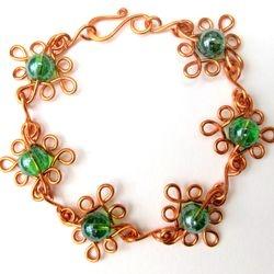 Wire Jig Bracelet
