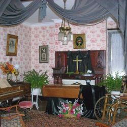 Victorian Wake at the Sutton-Ditz  Museum