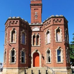 Old Clarion County Jail: On The National Register
