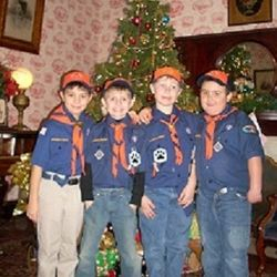 Cub Scouts on Tour>