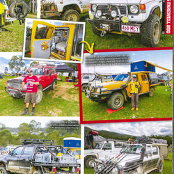 Australian 4WD Action Magazine No 219 - Roothy's Farewell at Landcruiser Mountain Park