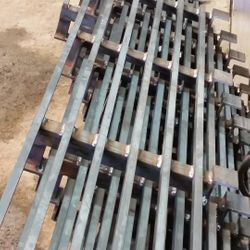 Fabricated Grates