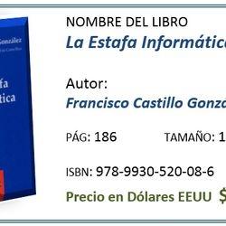Costo de libro para Costa Rica ¢12.000,°°