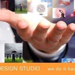 DESIGN STUDIO. Your professional source for creativity