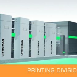 PRINTING DIVISION. Technology at its best