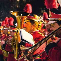 the Athens municipality band