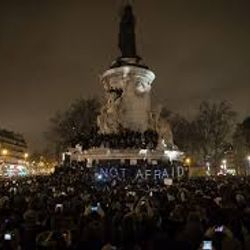 Paris Rally fro Charlie Hebdo