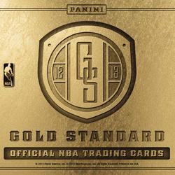12/13 Gold Standard Hobby $174.95/box