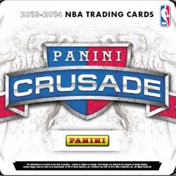 13/14 Crusade $69.95/box