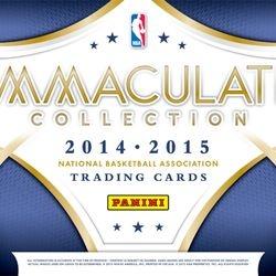 14/15 Panini Immaculate Hobby $720 per box