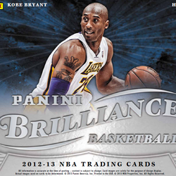 12/13 Brilliance $64.95/box + FREE 2014 Beckett price guide!