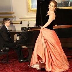 Taken at the Royal Opera House, London