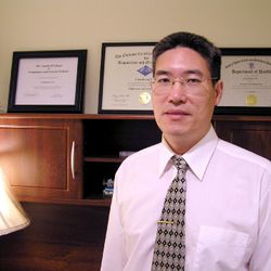 Dr. Liansheng Liu Acupuncturist RI