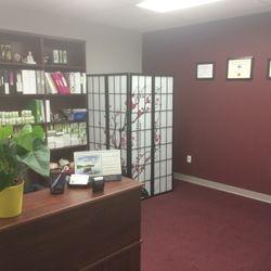 Office inside of clinic