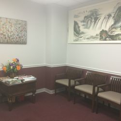 Waiting Room for clinic