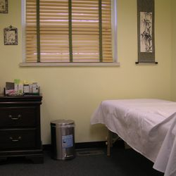 Treatment Room of Acupuncture & Herbal Health Center