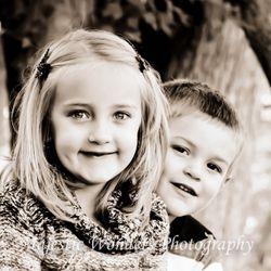 Sibling portraits in York PA