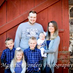 Affordable Family Portraits in York PA