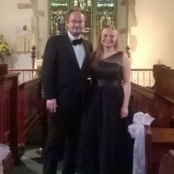 Recital, Holy Trinity,Queenborough, August 2016. Pianist: Ezra Williams
