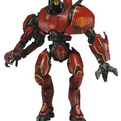 NECA Pacific Rim Movie Crimson Typhoon Jeager Action Figure