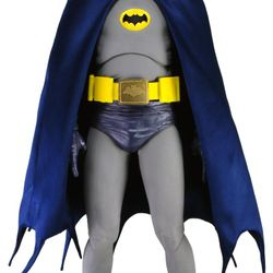 NECA 18 Inch 1/4 Scale Classic Television Movie Batman Adam West Action Figure