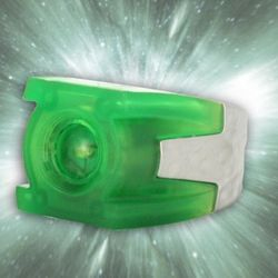 DC Comics Green Lantern Movie LED Ring Hal Jordan