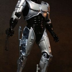 NECA Spring-Loaded Holster RoboCop Movie Action Figure