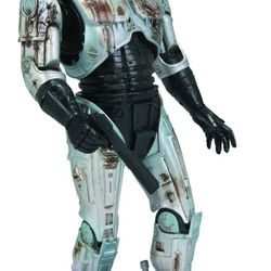 NECA Battle Damaged RoboCop 2 Movie Action Figure