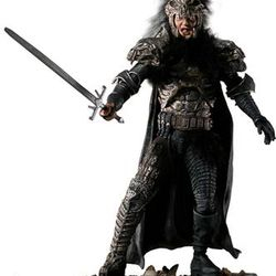 NECA The Highlander Movie Medival Box Set The Kurgan Action Figure