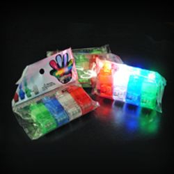LED Finger Ring Lights