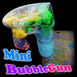 LED Mini Bubblebeam Bubblegun