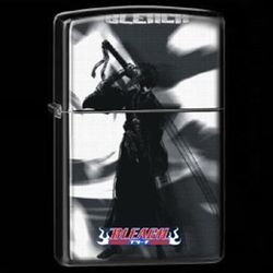 Bleach Ichigo Kurosaki Soul Reaper Shinigami Otaku Anime Manga Metal Oil Lighter