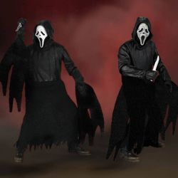 NECA Scream 4 Movie Ghostface Movie Action Figure