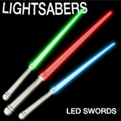 23 LED Lightsaber Toy