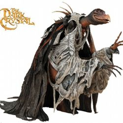The Chamberlain Skeksil Skeksis The Dark Crystal Movie NECA Action Figure