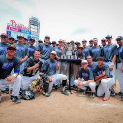 SOL NATIONAL/BAL win 2015 CARPENTER CUP CHAMPIONSHIP hosted by the Philadelphia Phillies at Citizen's Bank Park!!! Read below for full story!