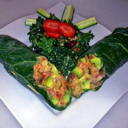 Veggie Healthy Taco