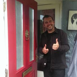 This locked out customer saved £70 on a quote by another locksmith by using Taylors Locksmiths!