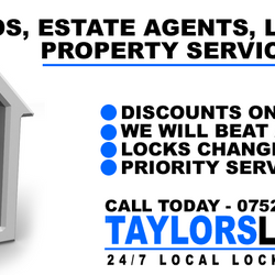 We have up to 50% off for landlord and housing contracts.