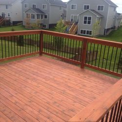 Have the nicest deck in the neighborhood!