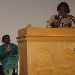 Rev Stella Ebegbuna: Ministering