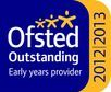 Ofsted Outstanding in 2012 at our SW19 setting