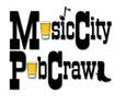 Music City Pub Crawl logo