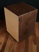 Solid Walnut Snare CAjon