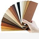 Cabinet door colours